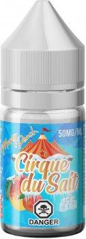 Рідина для POD-систем Cirque du Salt Mango Peach Ice 50 мг 30 мл (Манго + персик + ментол) (CS-MPI-50-30)