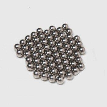 Кульки для рогатки сталеві Кульова блискавка 8 мм. 24140006