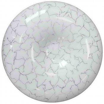 Настінно-стельовий світильник Декора Мармур 21340-02 27W 4000K d340 (DE-50782)