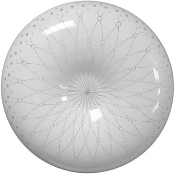 Настінно-стельовий світильник Декора Гербера 22260-02 18W 4000K d260 (DE-50784)