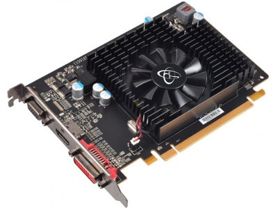 Видеокарта PCI-E ATI Radeon HD 5550, 1024 mb Б/У