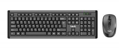 Клавіатура+миша Havit HV-KB653GCM black