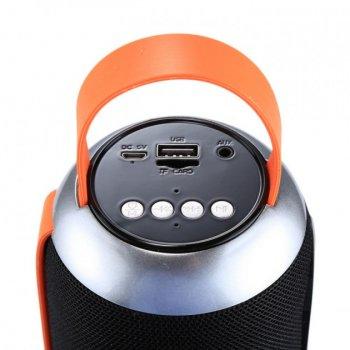 Портативна Bluetooth колонка вологостійка TG 112 Black