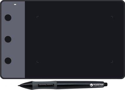 Графічний планшет Huion H420 з рукавичкою