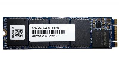 White Label SSD M. 2 256GB OEM NVMe 1.3 (WLSSD-256-M. 2-NVMe3x4)