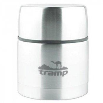 Термос Tramp з широким горлом 0.7 л (TRC-078)