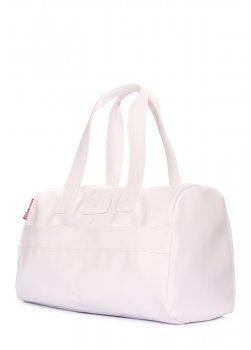 Женская сумка Poolparty Sidewalk Белый (sidewalk-pu-white)