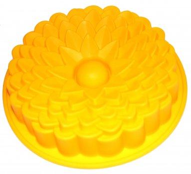 Форма для випічки силіконова Аймон 22х22х4,5 см (1387)