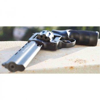 """Револьвер під патрон Флобера STALKER 4 мм 6"""" черн. рук. 38800039"""