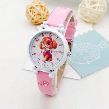 Детские часы Щенячий патруль Скай розовые PAW patrol Skye pink