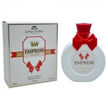 Туалетная вода для женщин Lotus Valley Empress 100мл (MM32123)