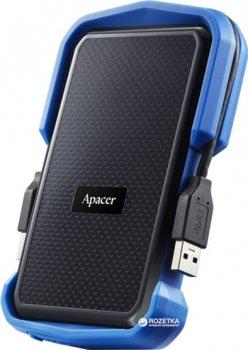 "Жорсткий диск Apacer AC631 2TB 5400rpm AP2TBAC631U-1 2.5"" USB 3.1 External Blue"