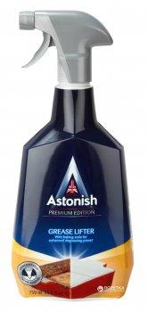 Специализированный очиститель от жира, грязи и пригорелой пищи Astonish 750 мл (5060060211124)