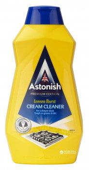 Крем-очиститель от сложных загрязнений Astonish с ароматом лимона 500 мл (5060060211285)