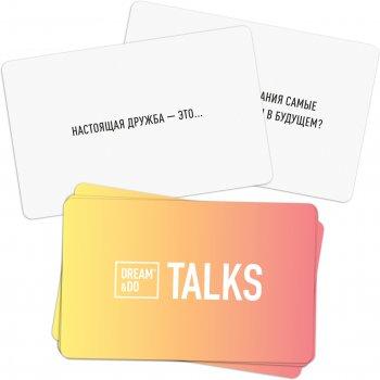 Розмовна гра 1DEA.me Dream & Do Talks Friends edition (DDTA-Friends)