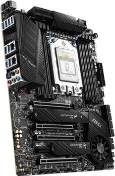 Материнська плата MSI TRX40 Pro 10G (sTRX4, AMD TRX40, PCI-Ex16)