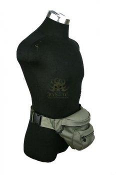 Тактическая поясная сумка Shark Gear ERB Wraist Bag 70003016 Олива (Olive)