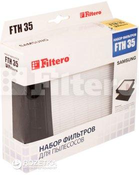 HEPA фільтр для пилососа FILTERO FTH 35