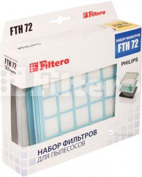 HEPA-фільтр для пилососа FILTERO FTH 72