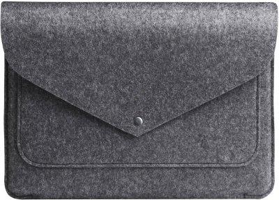 "Чохол для ноутбука Gmakin для Macbook 13"" Grey (GM62-13New)"