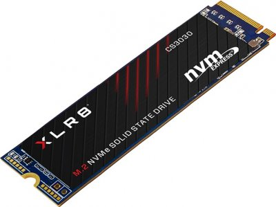 PNY XLR8 CS3030 1TB M.2 2280 NVMe PCIe 3.0 x4 3D NAND TLC (M280CS3030-1TB-RB)