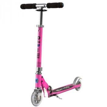 Самокат Micro Mobility System-Micro Sprite Pink Stripe (SA0027)