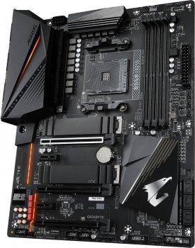 Материнская плата Gigabyte B550 Aorus Pro V2 (sAM4, AMD B550, PCI-Ex16)