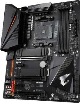 Материнська плата Gigabyte B550 Aorus Pro V2 (sAM4, AMD B550, PCI-Ex16)