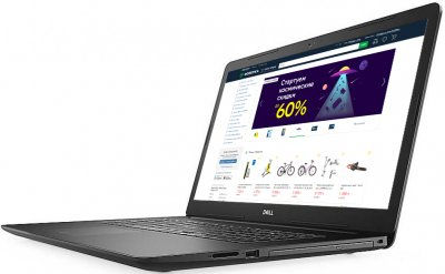 Ноутбук Dell Inspiron 3582 (3582N44HIUHD_LBK) Black