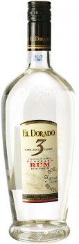 Ром El Dorado 3 YO 0.7 л 40% (8715151090788)