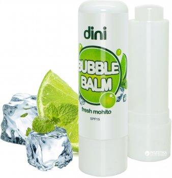 Гигиеническая помада Dini Bubble Balm Свежий мохито 4.5 г (4823083003470)
