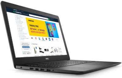 Dell Inspiron 3584 (3584Fi34S2IHD-LBK) Black