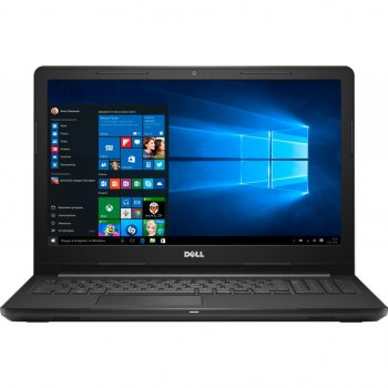 Ноутбук Dell Inspiron 3565 (I3562A94H5DIL-7BK)