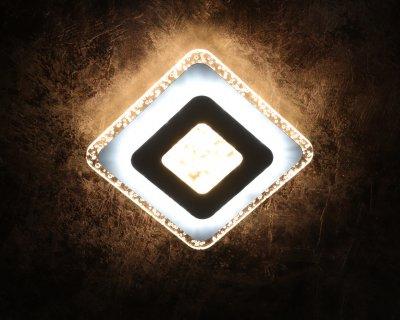 Світильник стельовий Led (4х20х20 див.) Матовий білий (YR-2234/200Q-mg)