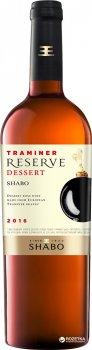Вино Shabo Reserve Трамінер десертне рожеве 0.75 л 16% (4820070405675)