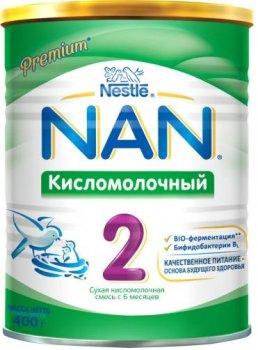 Сухая кисломолочная смесь Nestle NAN 2 400 г (EK22001004)