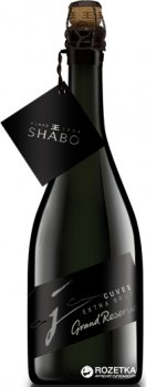 Вино ігристе Shabo Grand Reserve екстра брют біле 0.75 л 13.0% (4820070402780)
