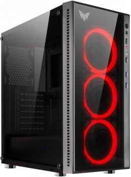 Корпус Crown CMC-GS10RGB 600 Вт Black (CMC-GS10RGB 600W PLUS)