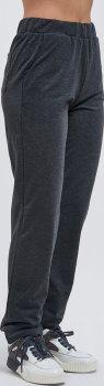 Спортивні штани ISSA PLUS 10334 Темно-сірі