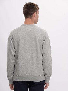 Лонгслів Calvin Klein Jeans 1095.1 Сірий