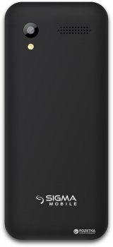 Мобільний телефон Sigma mobile X-Style 31 Power Black