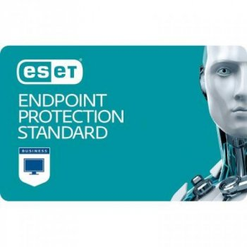Антивірус ESET Endpoint Protection Standard 9 ПК ліцензія на 1year Business (EEPS_9_1_B)