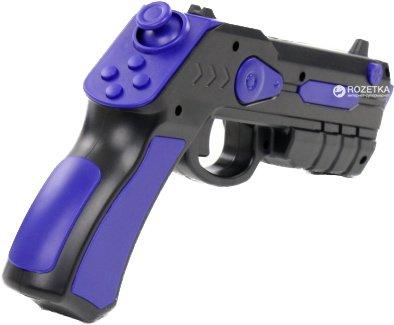 Пистолет виртуальной реальности ProLogix Ar-Glock Gun Android, iOS Black/Blue (NB-012AR)