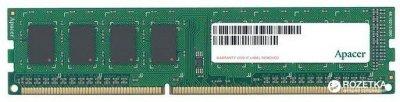 Оперативна пам'ять Apacer DDR3-1600 8192MB PC3-12800 (DL.08G2K.KAM)