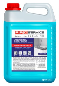 Засіб для миття універсальний PRO service Морська свіжість SD 5 л (4823071622058)