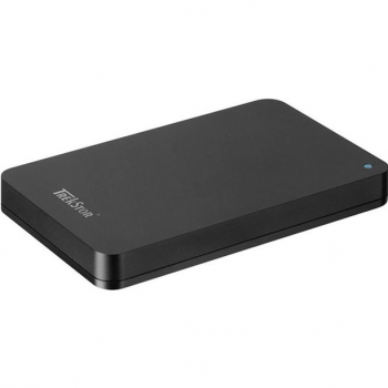 "Жорсткий диск Trekstor DataStation pocket light 320ГБ 2.5"" USB 2.0 External Black (TS25-320PP) Б/У (5/5) - CSDHYODUK"