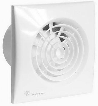 Вытяжной вентилятор SOLER&PALAU SILENT-100 CRZ с таймером