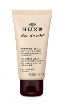 Крем для рук и ногтей Nuxe Reve de Miel Hand And Nail Cream Медовая мечта 50 мл (3264680010446)