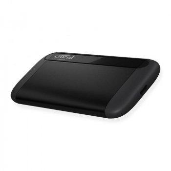 Портативный SSD USB 3.2 Gen 2 Type-C Crucial X8 500GB (JN63CT500X8SSD9)