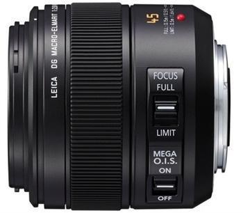 Объектив Panasonic Micro 4/3 Lens 45mm F2.8 MEGA O.I.S. (JN63H-ES045E)